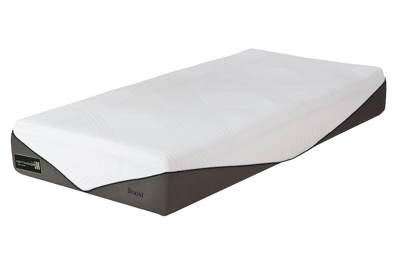 Activcor Boost Long Single Mattress by A.H. Beard