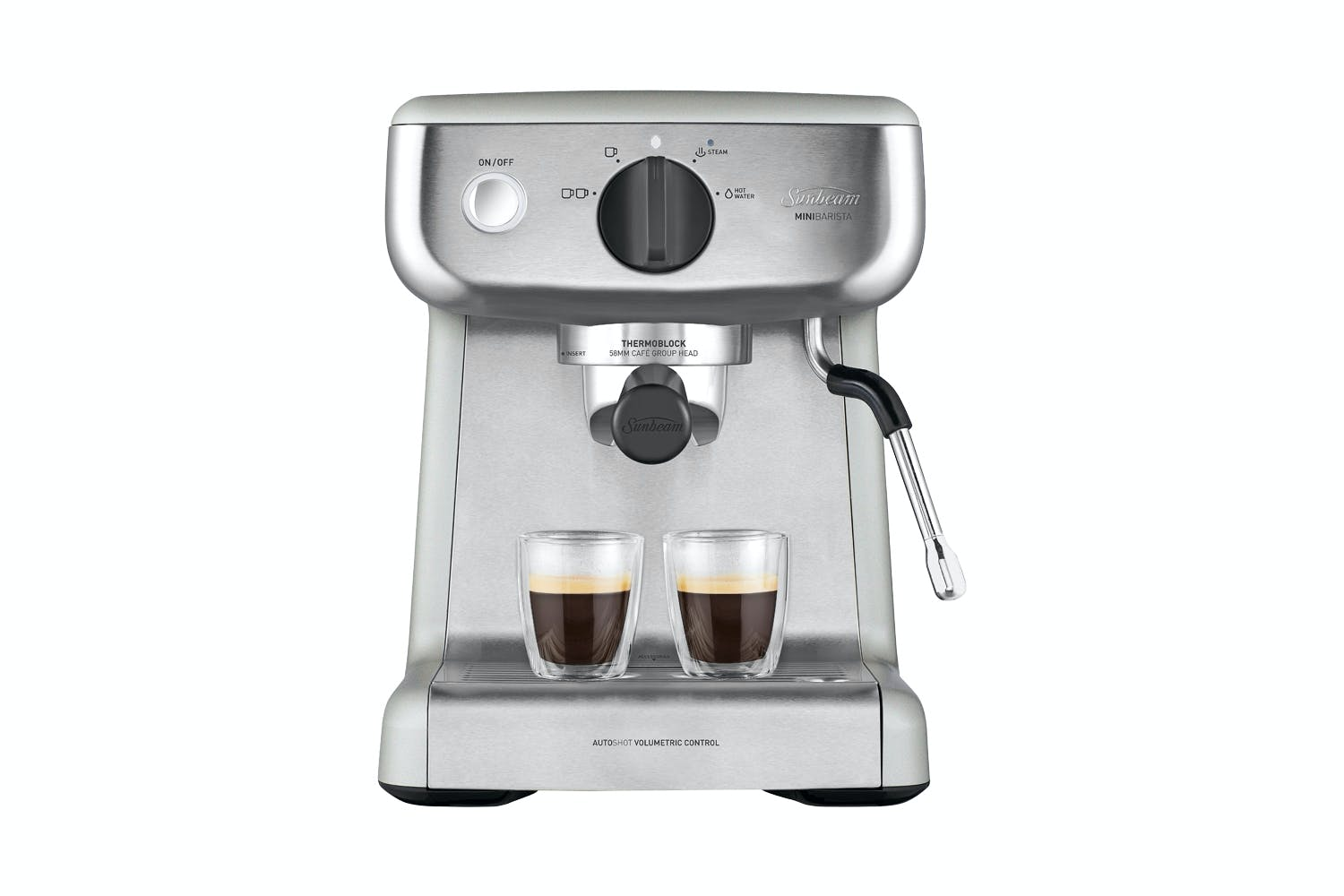 Sunbeam Mini Barista Espresso Coffee Machine Harvey