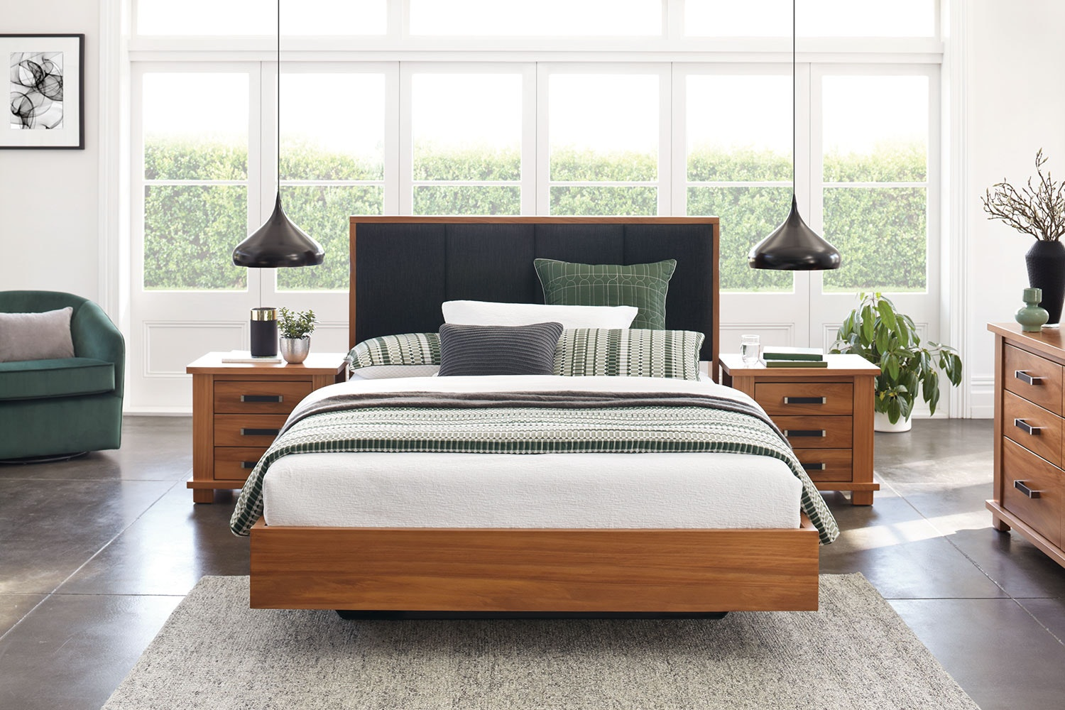 Huntsman Float Super King Bed Frame by Ezirest Furniture