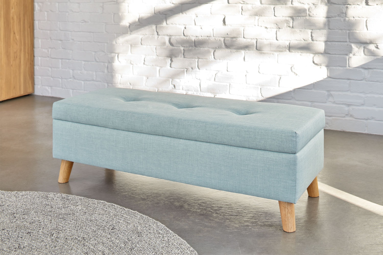 Calypso Ottoman by Nero Furniture
