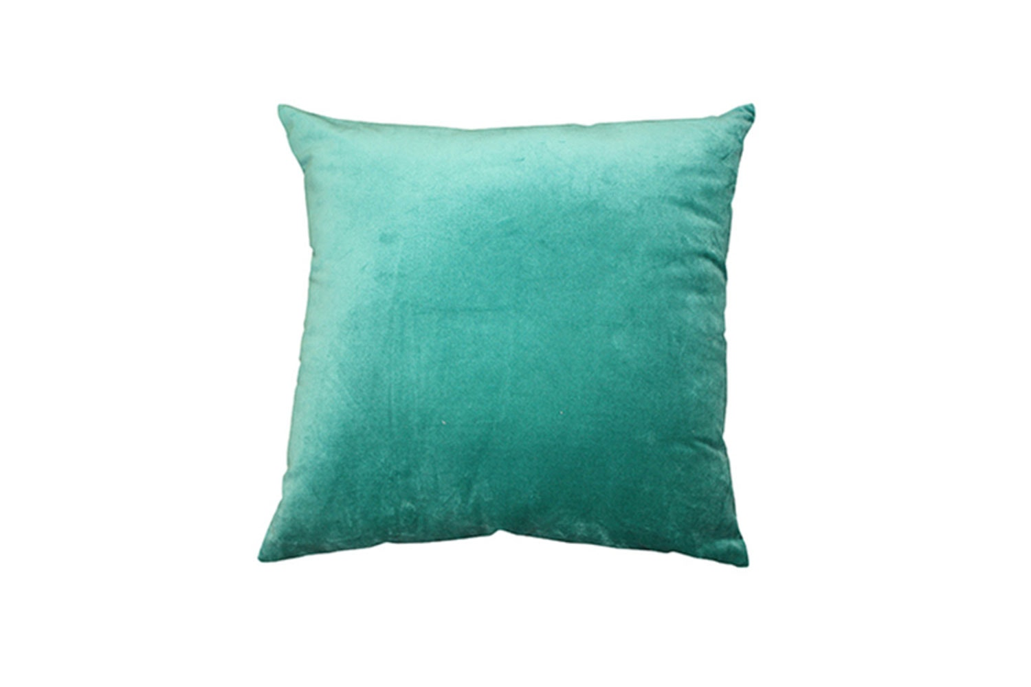Regal Feather Filled Velvet Cushion by Mulberi