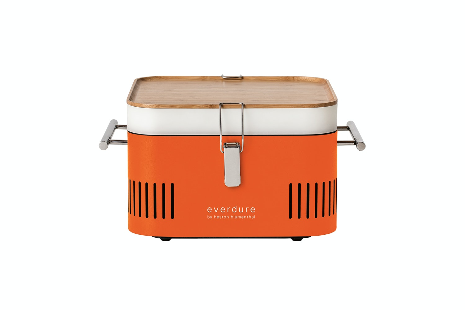 Everdure Cube Portable Charcoal Barbeque by Heston Blumenthal