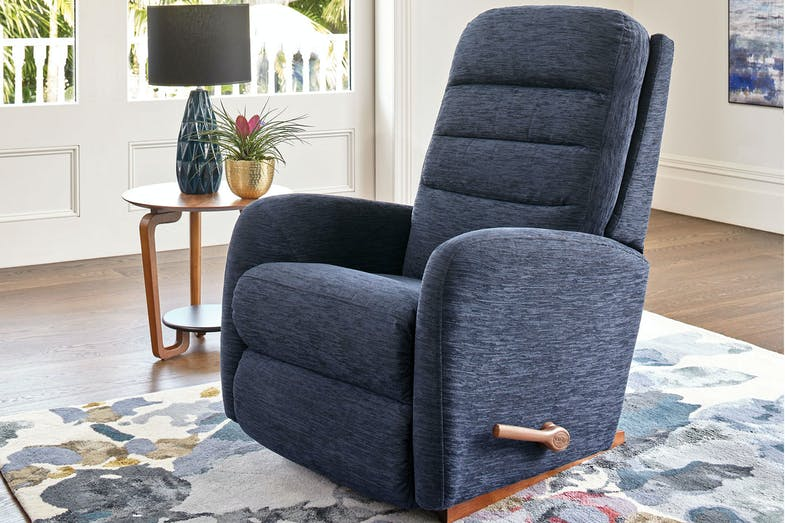 Forum Fabric Recliner Chair by La-Z-Boy
