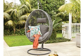 Havana Rope Hanging Egg Chair