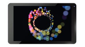 "Ollee 7"" T07TR1W Tablet - Black"
