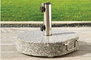 40kg Granite Umbrella Base by Peros