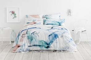 Dancing Sydney Opera House Duvet Cover Set by Sheridan