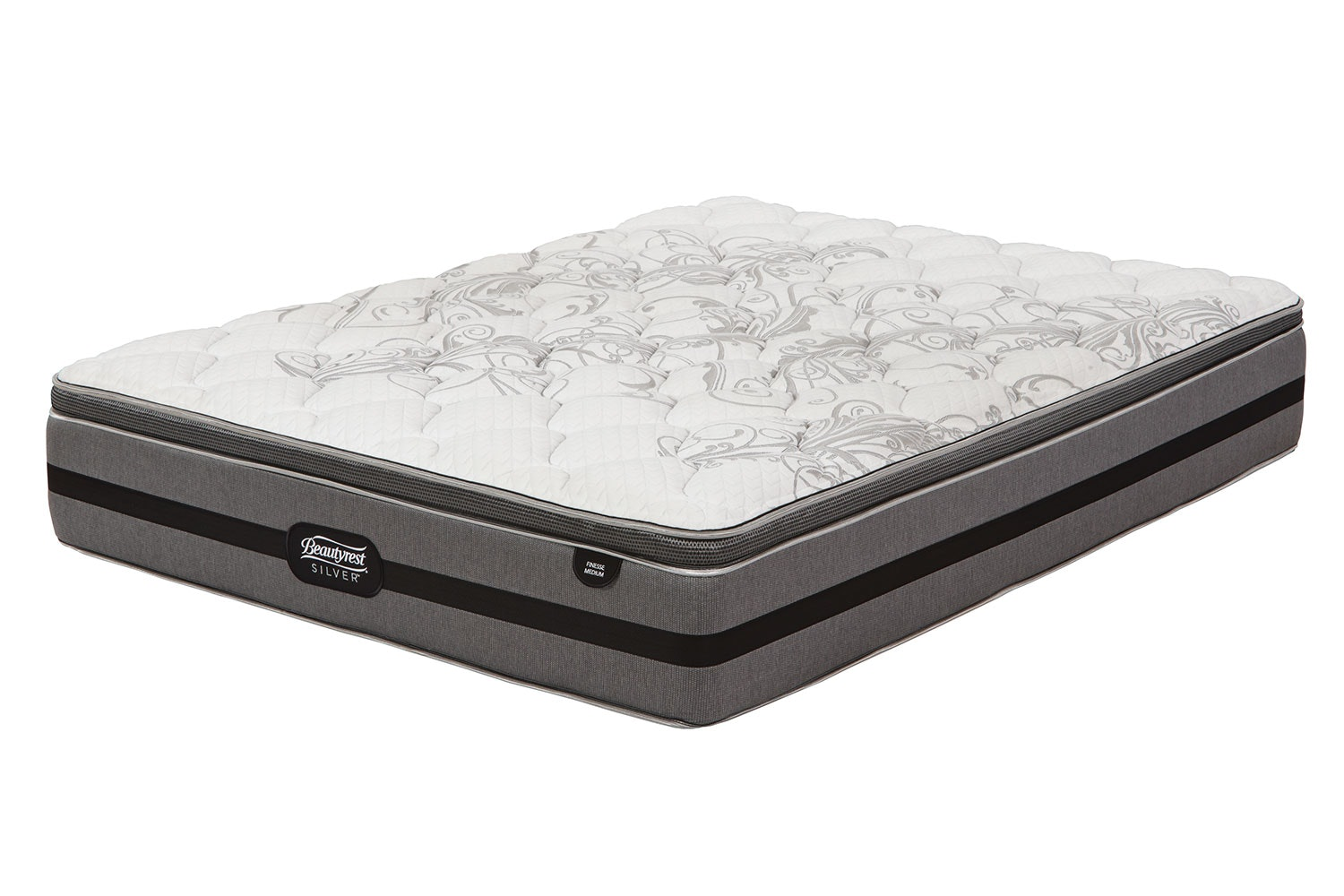Finesse Medium Queen Mattress by Beautyrest