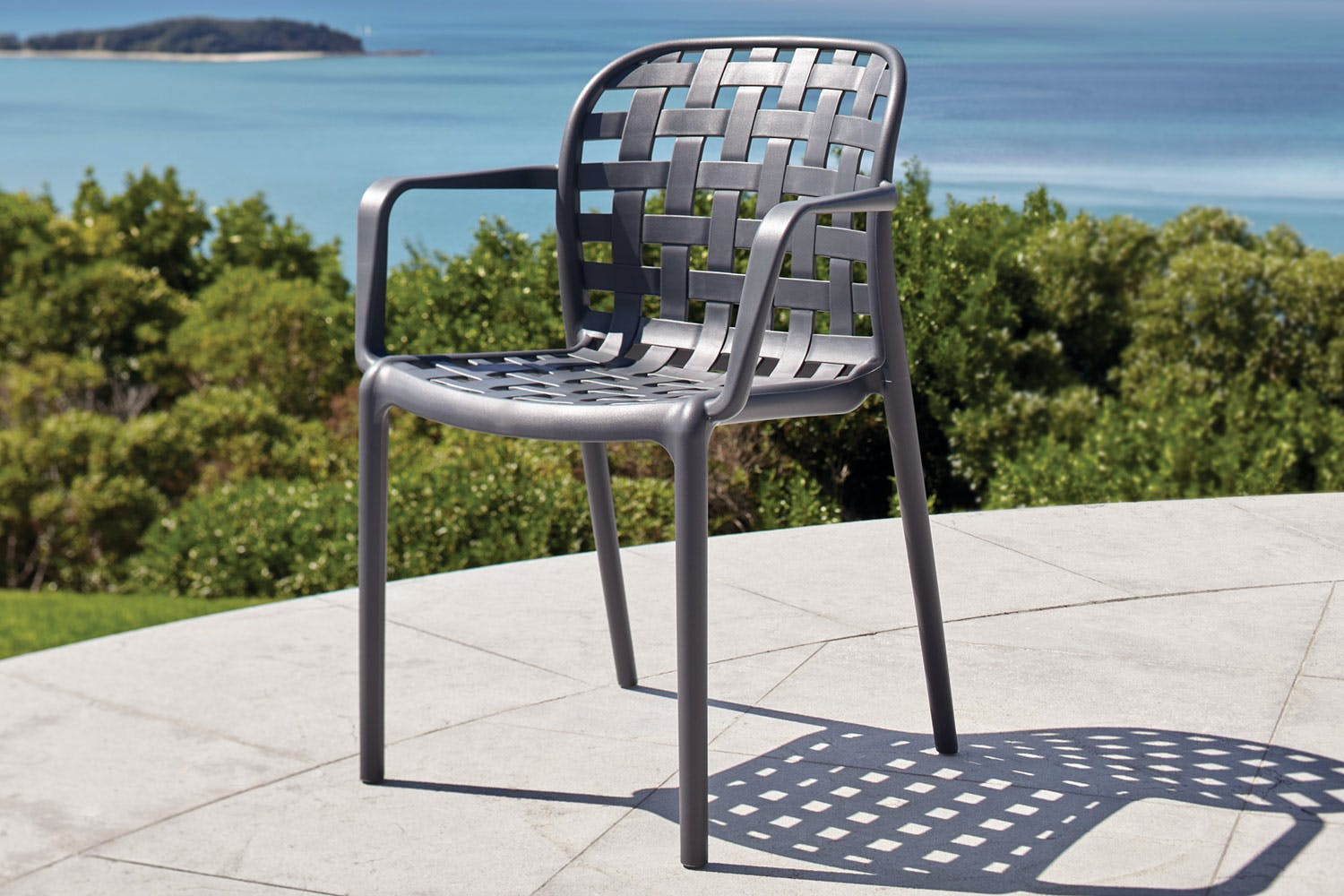 Jax outdoor dining chair harvey norman new zealand