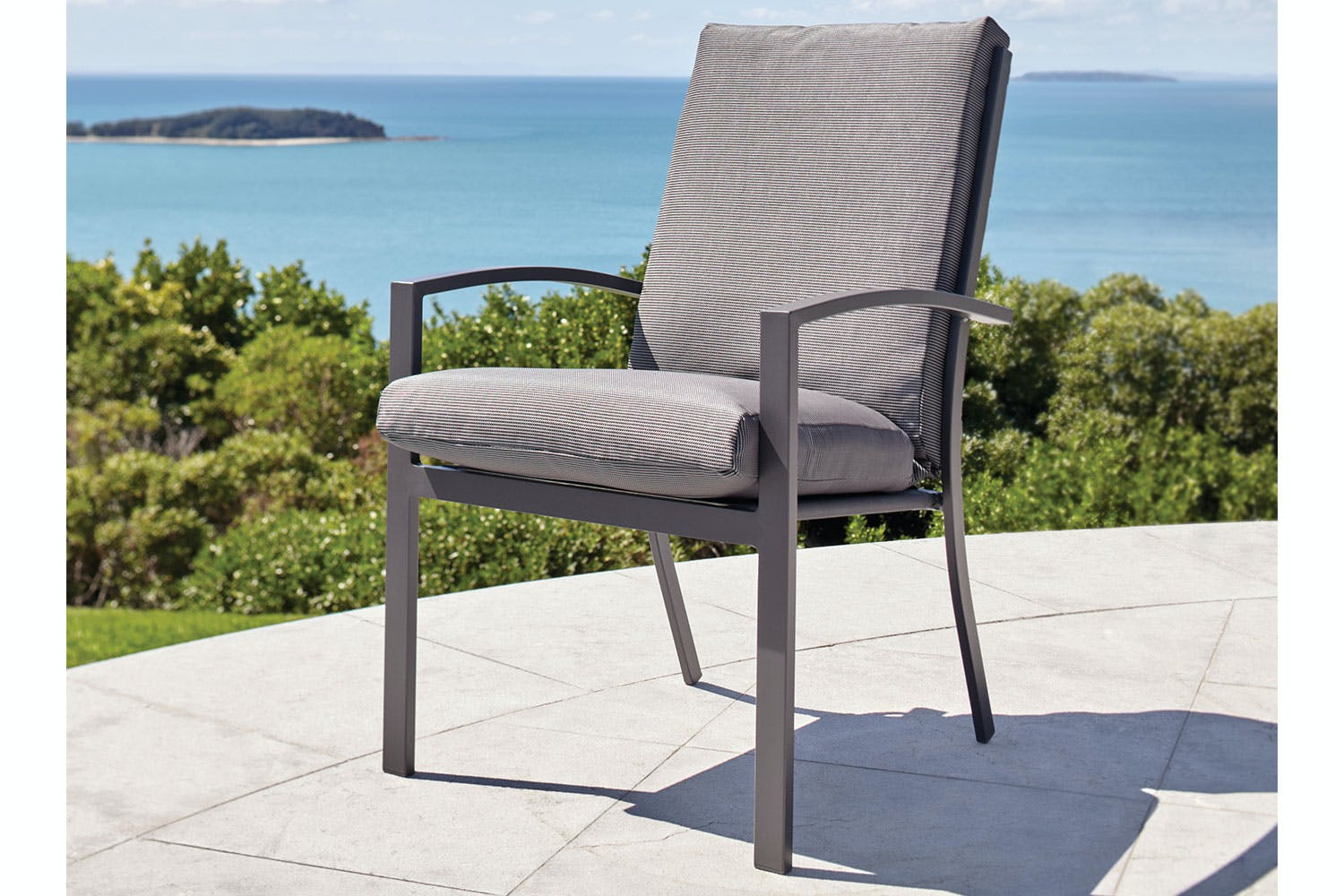 Jette outdoor dining chair harvey norman new zealand