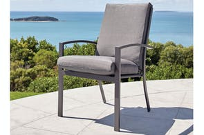 Jette Outdoor Dining Chair