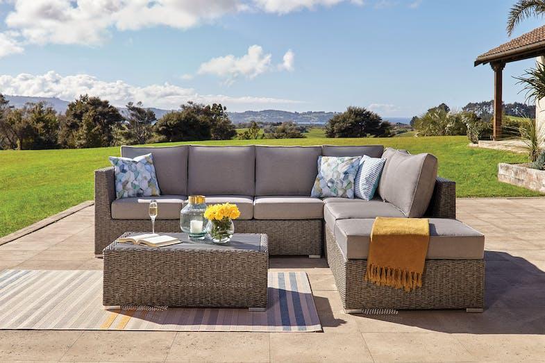 Mecedes Corner Lounge Setting Lifestyle