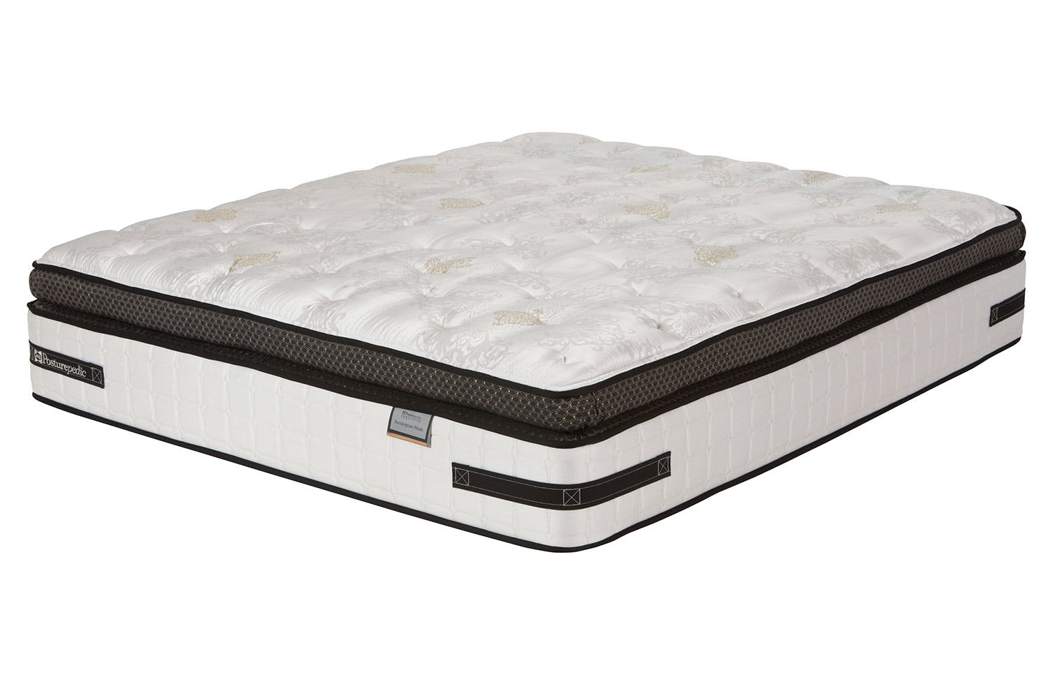 Kensington Plush King Mattress By Sealy Posturepedic Harvey Norman New Zealand