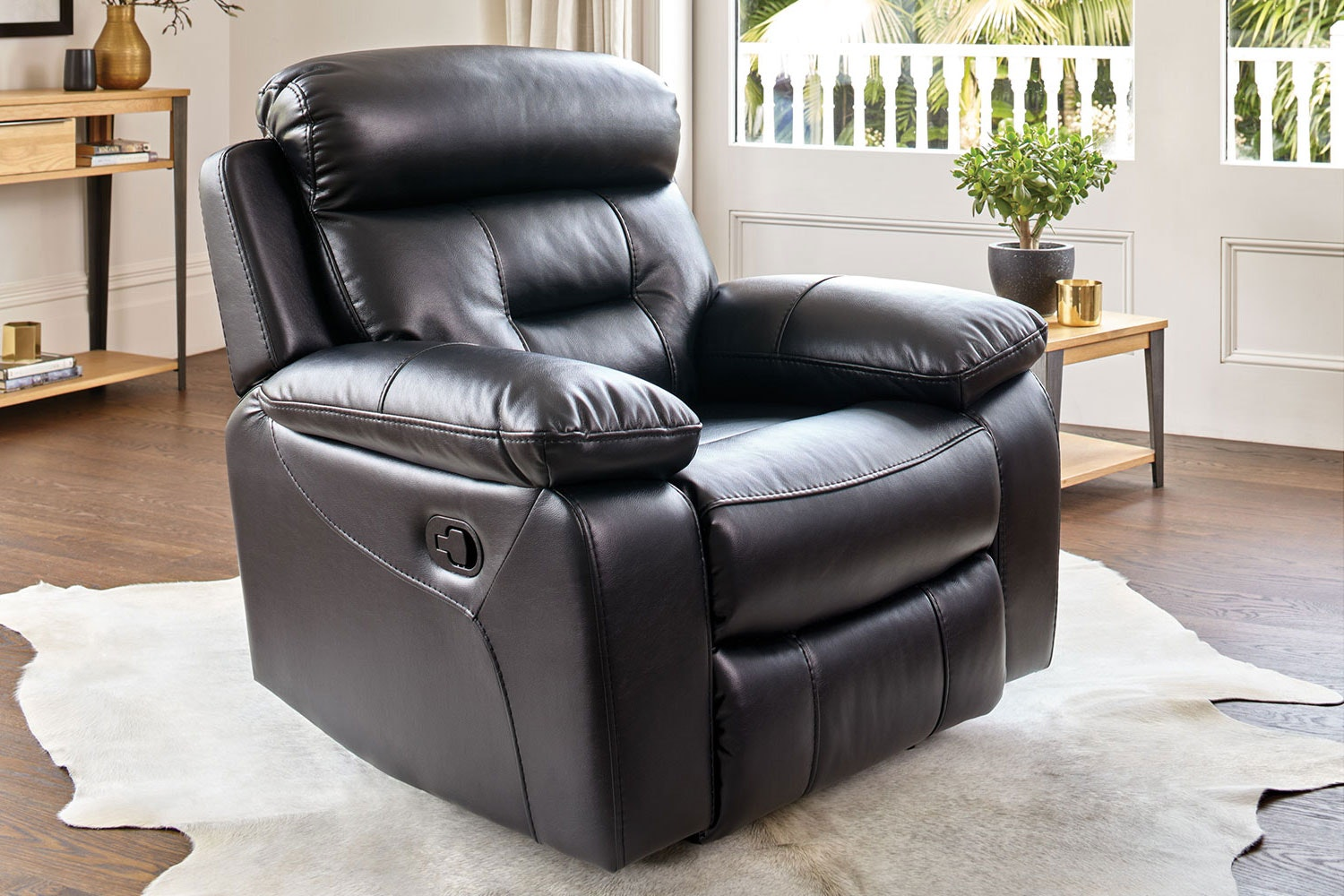Kimberley Fabric Recliner Chair