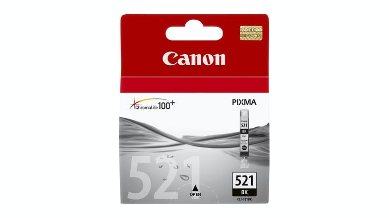 Canon CLI521 Ink Cartridge - Black
