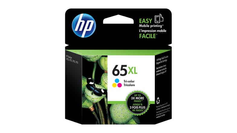 HP 65XL Ink Cartridge - Tri-colour