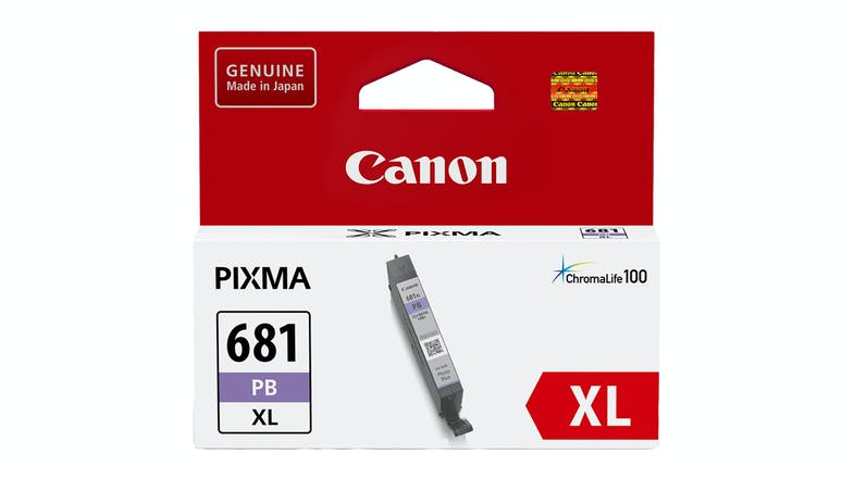 Canon CLI681XL Ink Cartridge - Blue