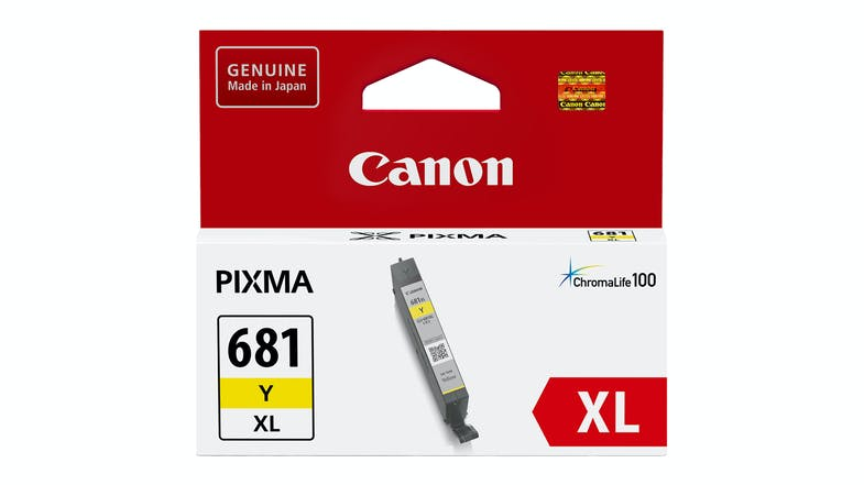 Canon CLI681XL Ink Cartridge - Yellow