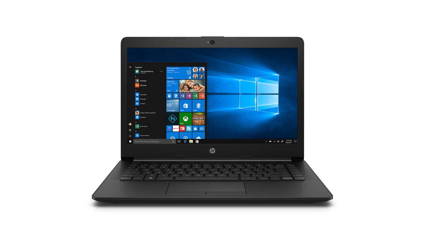HP 14-CK0030TU Laptop