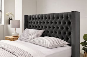 Arthur Californian King Headboard by Buy Now Furniture