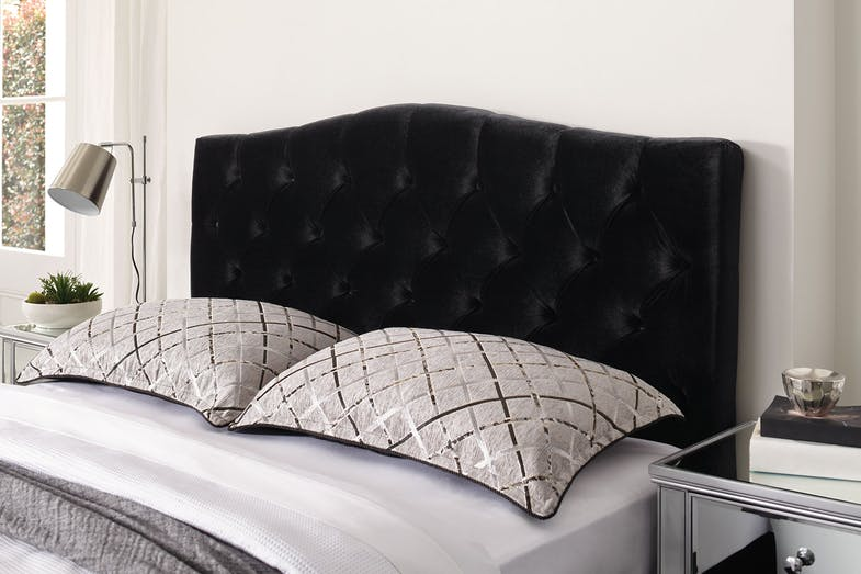 Bordeaux Queen Headboard by Nero Furniture