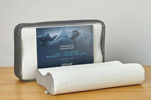 Celsius Contour Gel Infused Memory Foam Pillow by Beautyrest