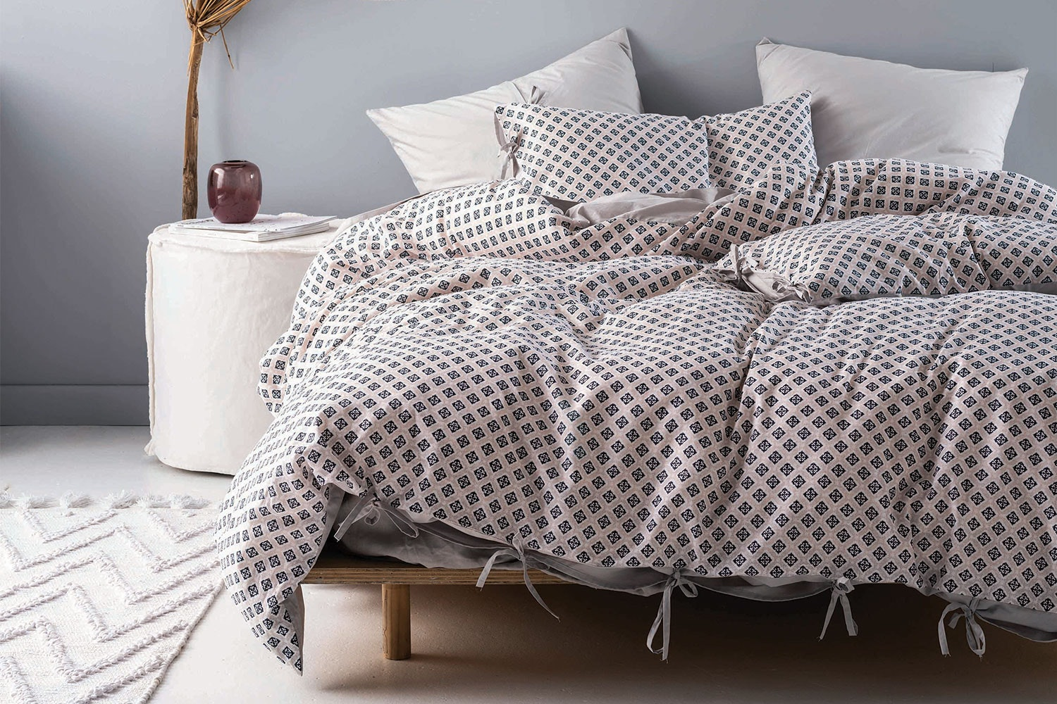 Chesnay Duvet Cover Set by Savona