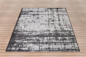 Domani Barop Grey Outdoor Rug by Signature Rugs