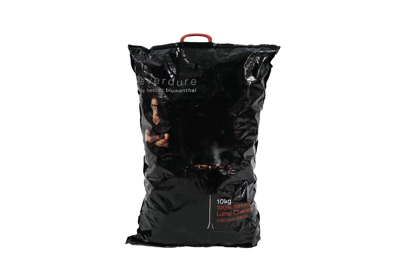 Everdure 10kg 100% Natural Lump Charcoal by Heston Blumenthal