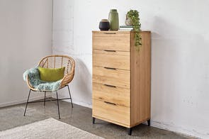 Manhattan Tallboy by Morgan Furniture