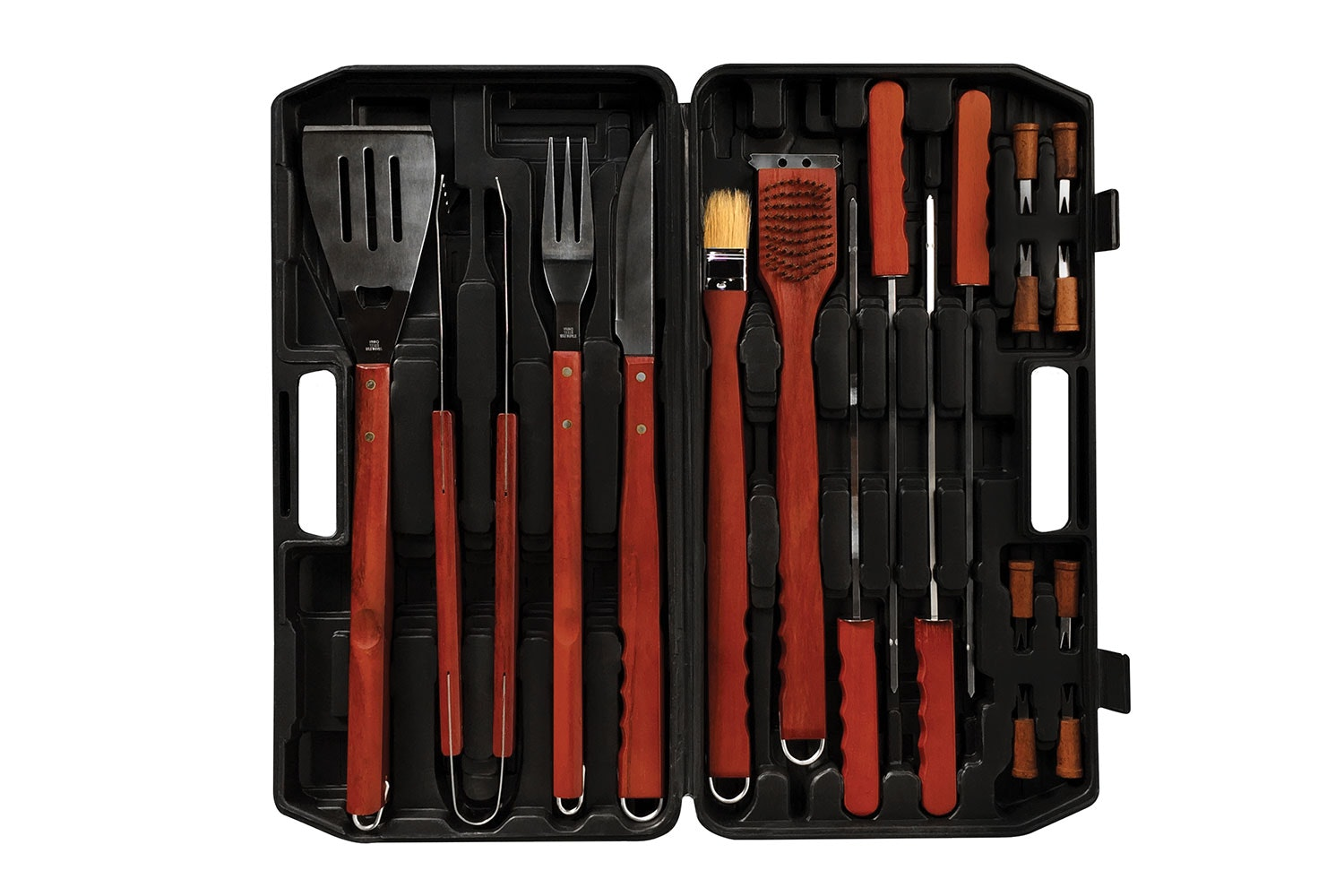 18 Piece Barbeque Tool Set by Montana