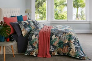 Tropicana Duvet Cover Set by Baksana