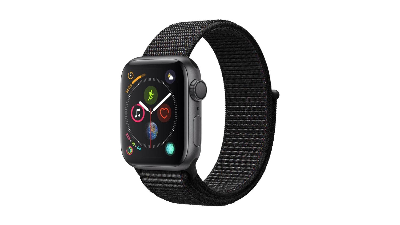 Apple Watch Series 4 Gps 40mm Space Grey Black Sport