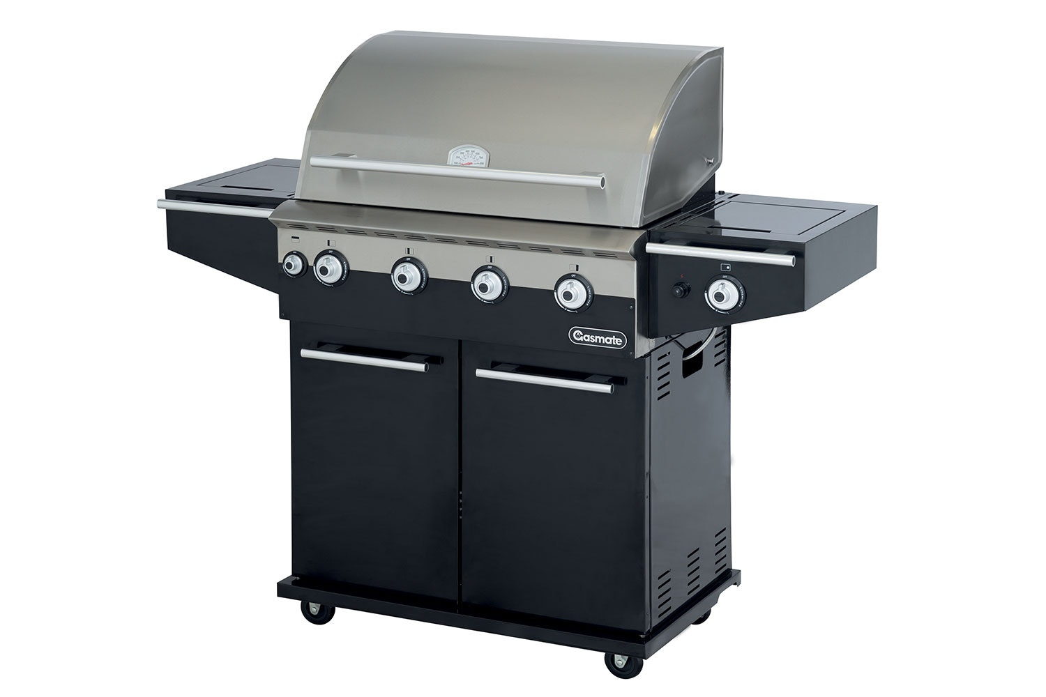 Euro 4 Burner Barbeque by Gasmate
