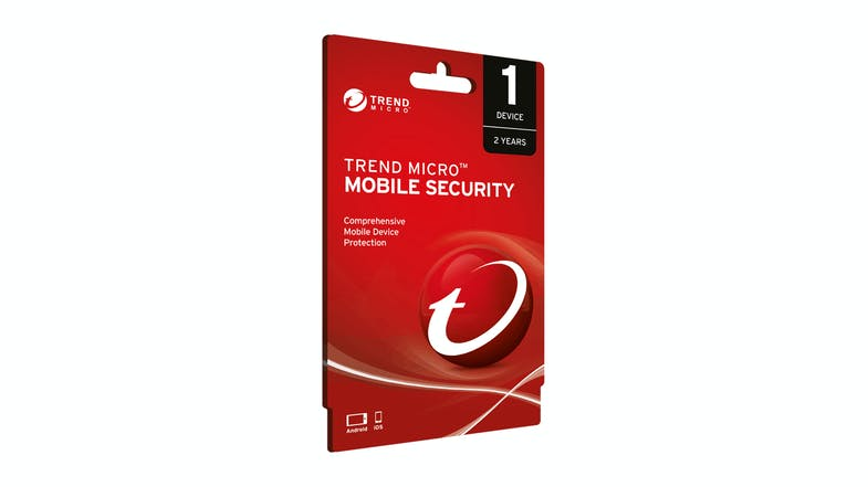 Trend Micro Mobile Security - 1 Device 24 Months
