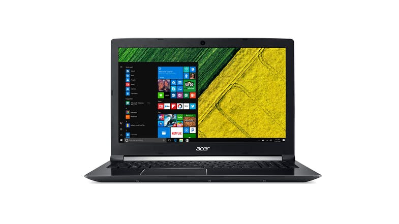 Acer Aspire 7 Front Facing Image