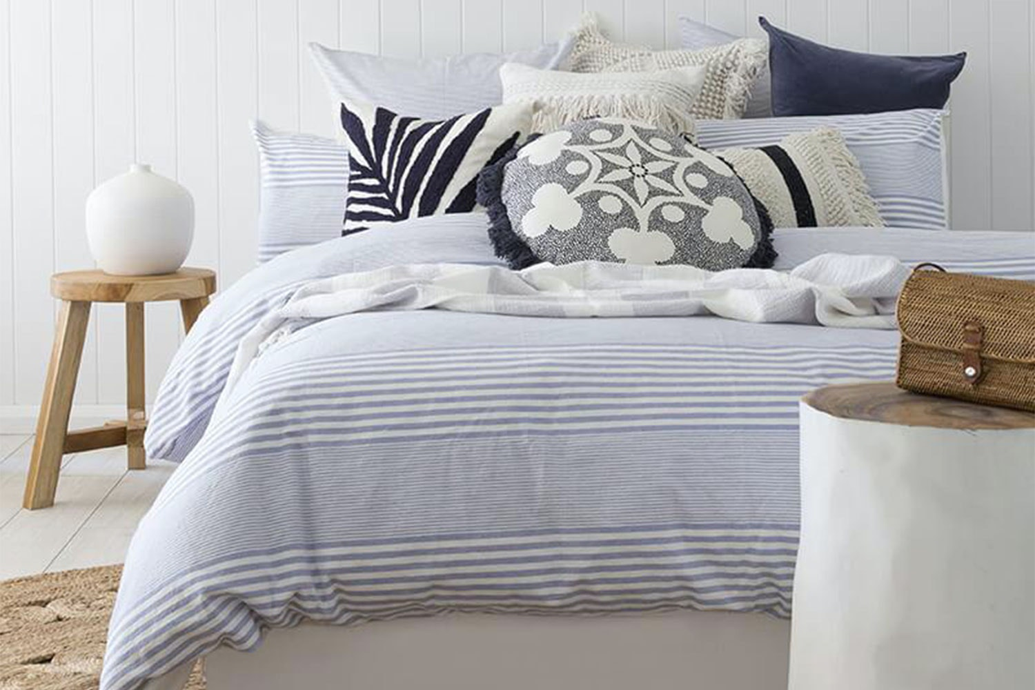 Nautica Duvet Cover Set by Bambury