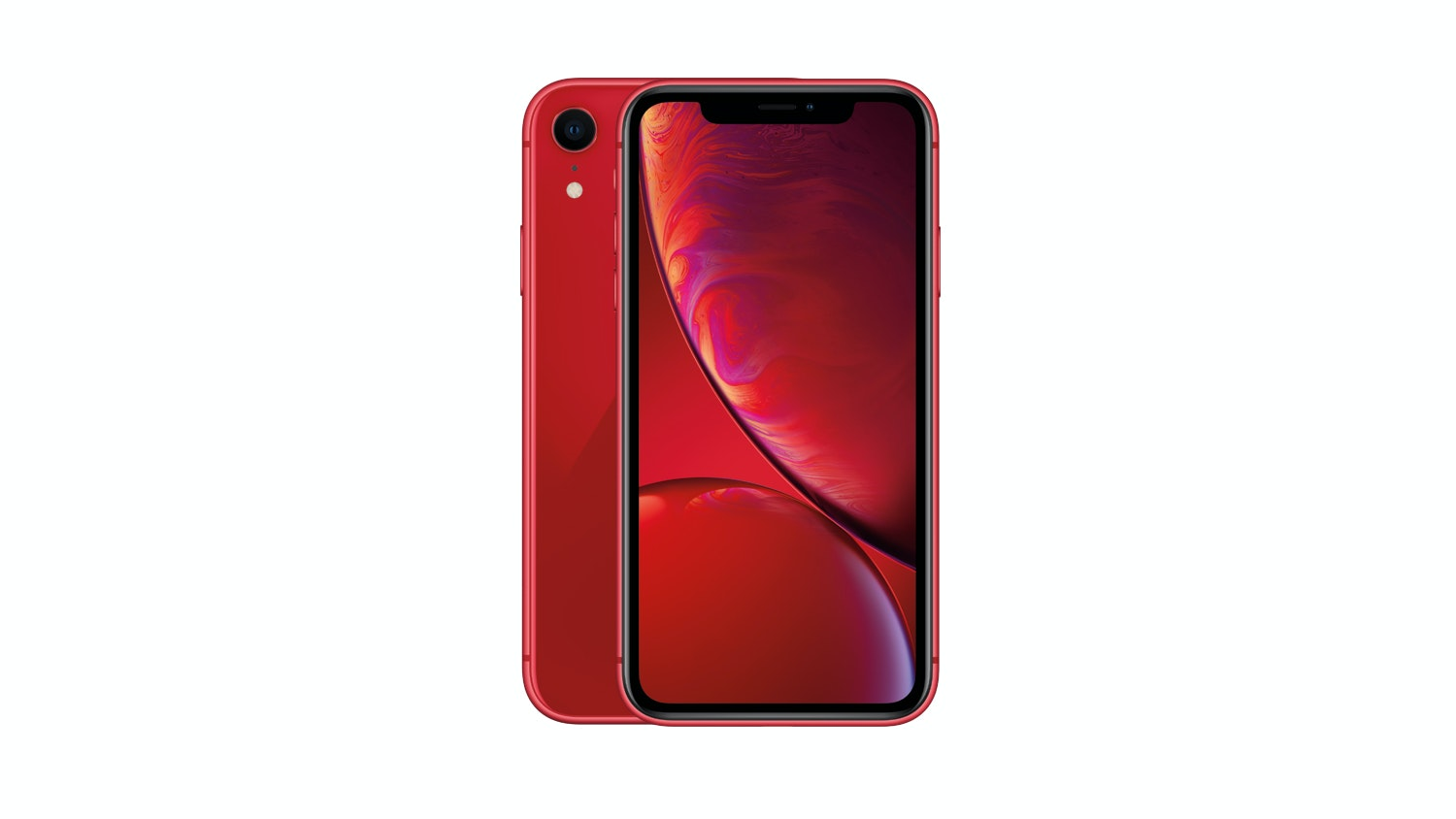 iPhone XR - (PRODUCT)RED