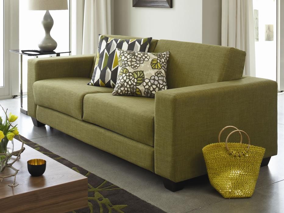 Como Double Sofa Bed by Evan John Philip