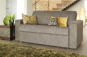 Kansas A Grade Fabric Sofa Bed by Evan John Philp