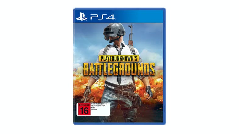 PS4 - Player Unknown's Battlegrounds (R16)
