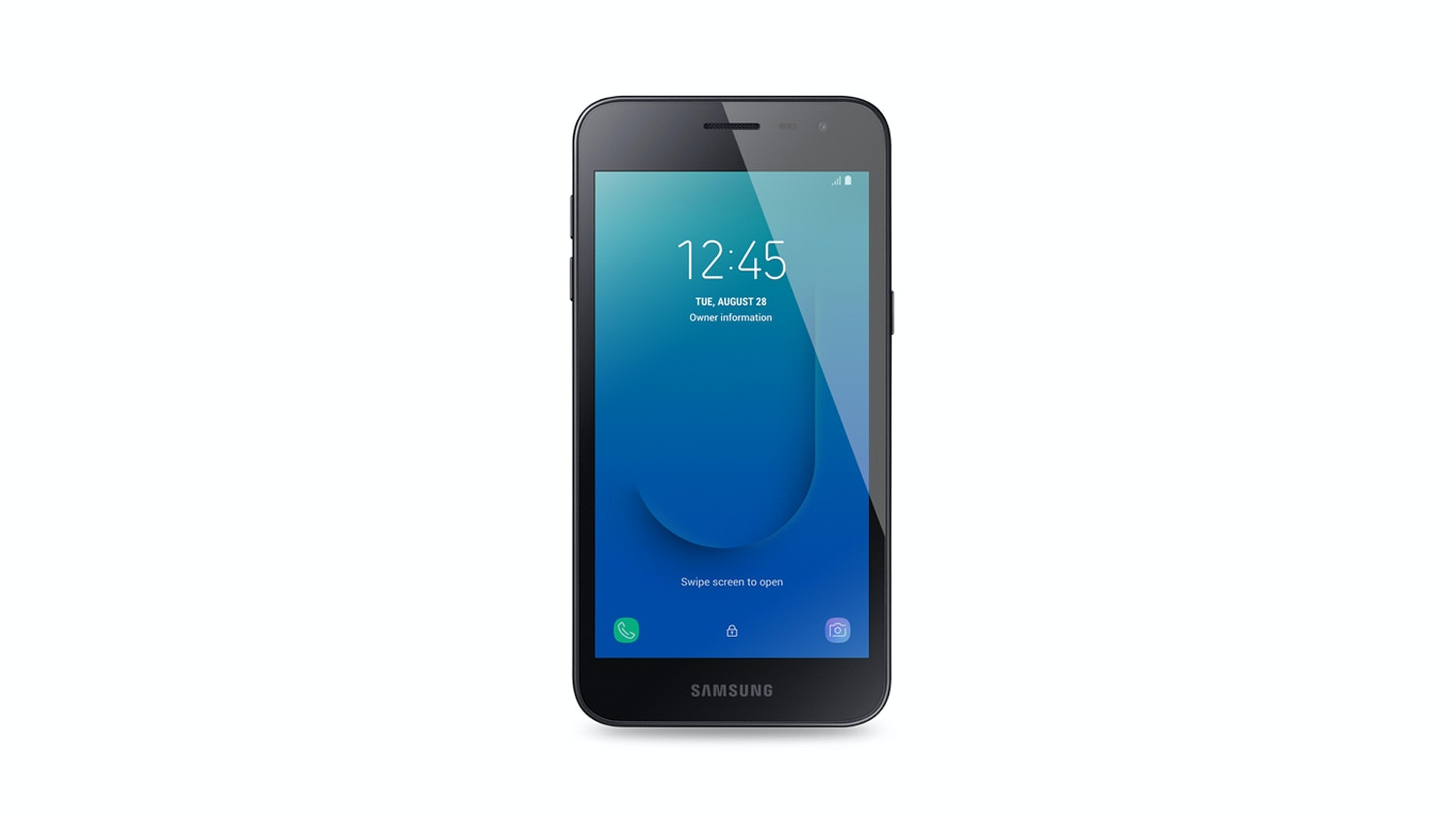 2degrees Samsung Galaxy J2 Core Black Smartphone