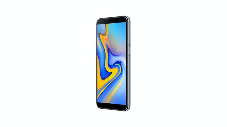 Samsung Galaxy J6+ Black - Back