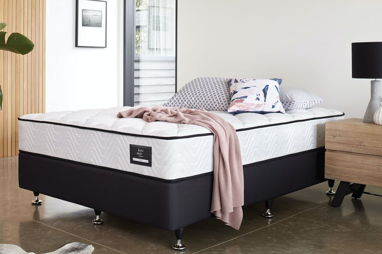 Viva Firm Queen Bed by King Koil