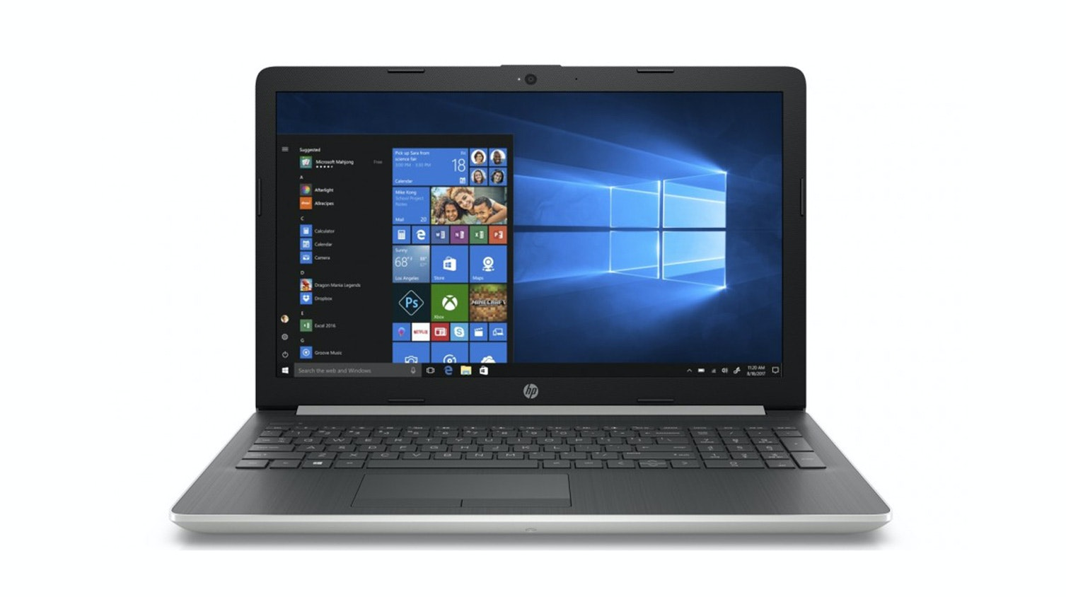 "HP 15.6"" 15-DB0071AU Laptop"