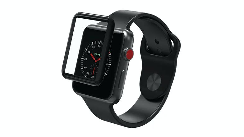 Zagg Invisibleshield Glass Curve Elite for Apple Watch Series 3 - 38mm