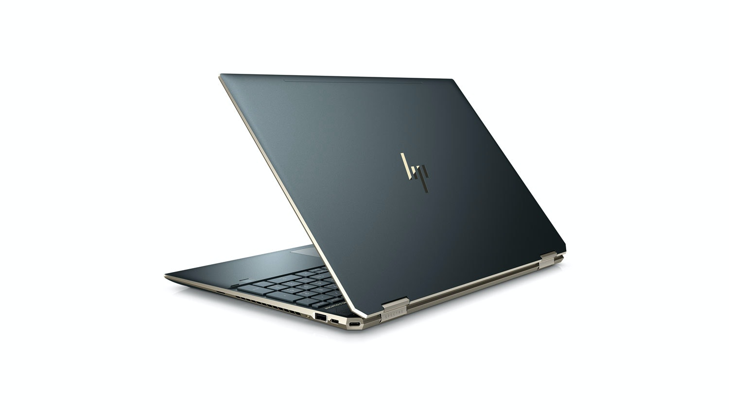 HP Spectre x360 15-DF0012TX 2-in-1 Laptop - Back
