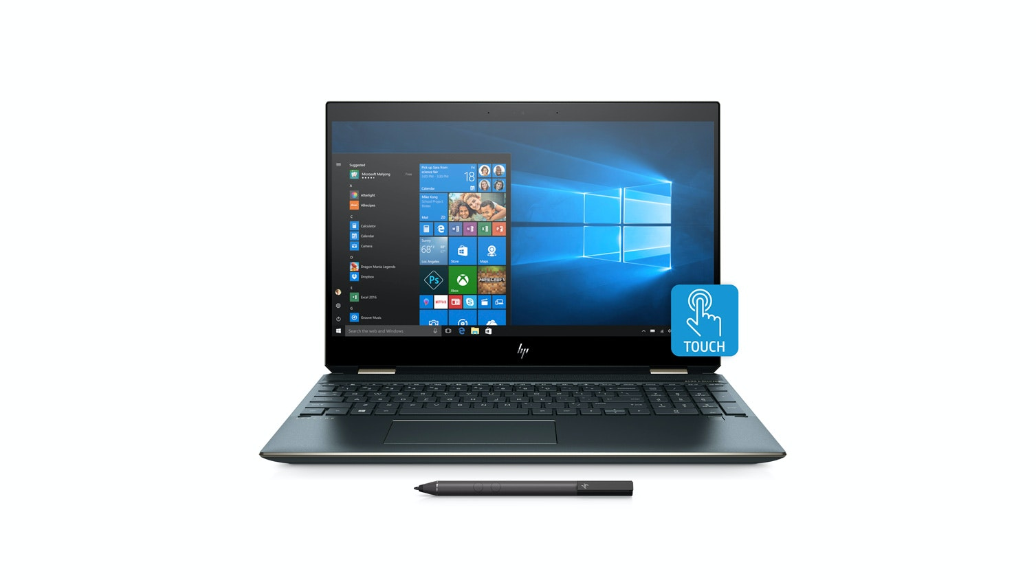 "HP Spectre x360 13.3"" Blue"