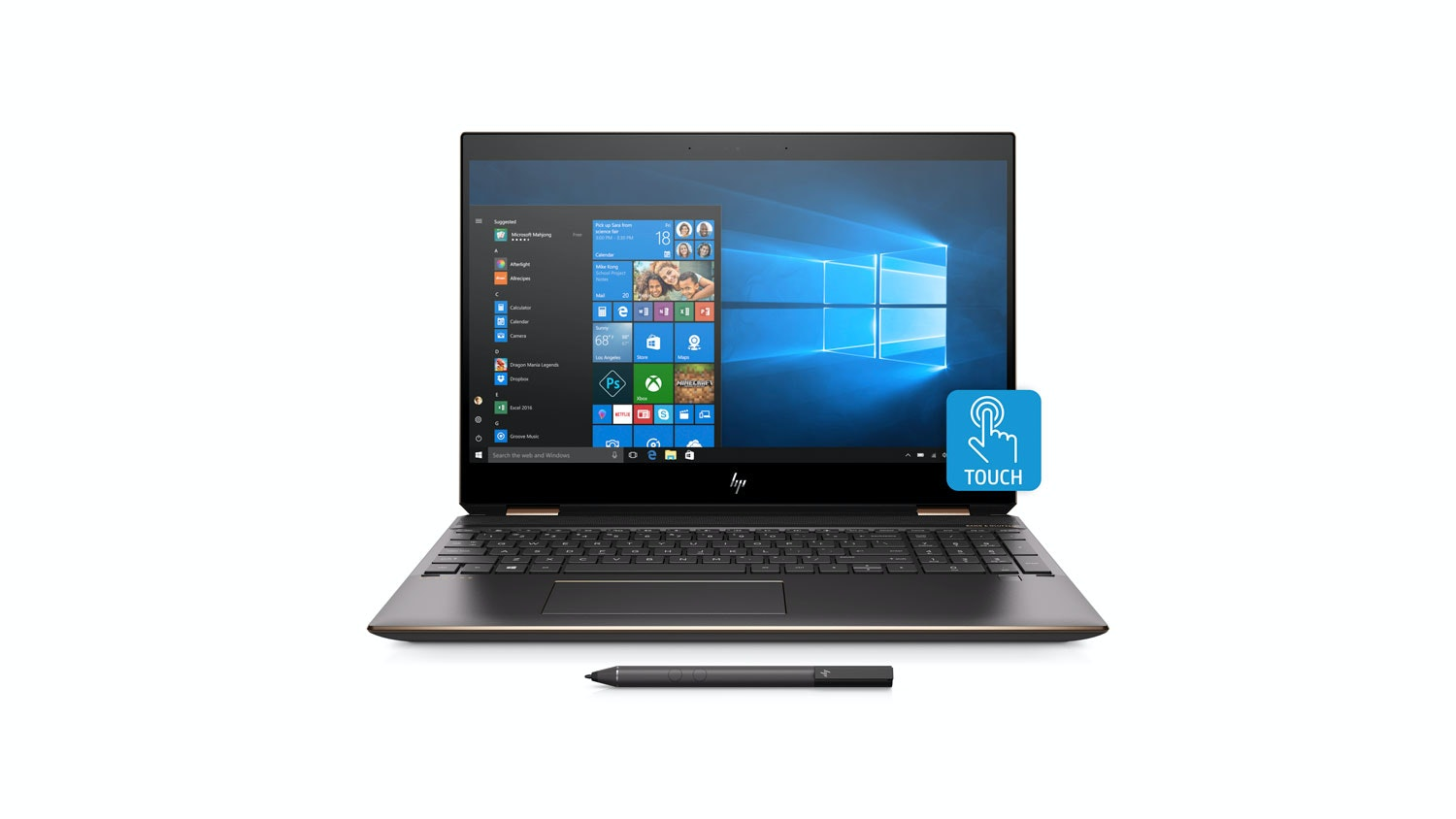 HP Spectre x360 15-DF0013TX 2-in-1 Laptop