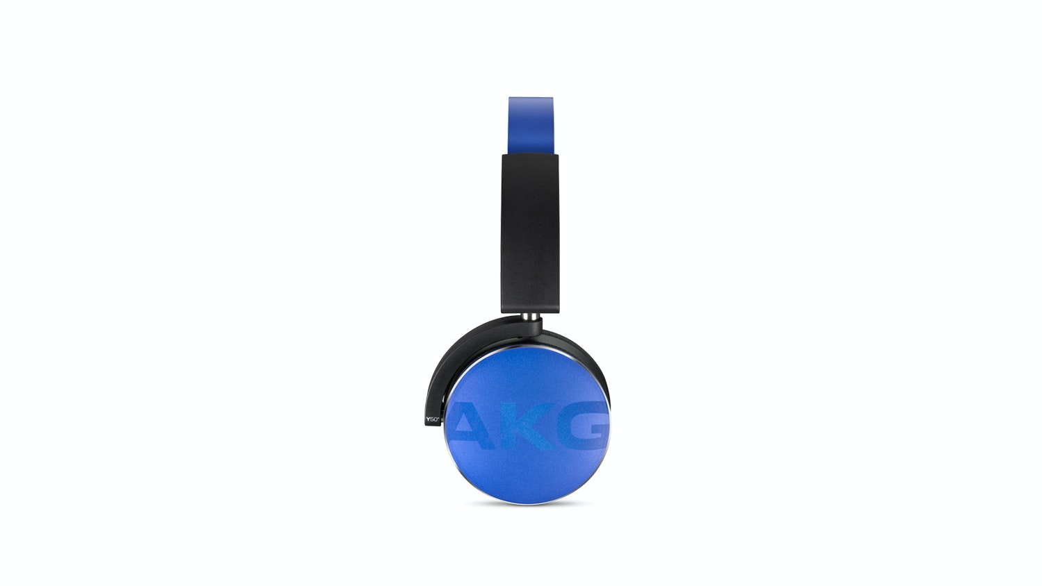 AKG Y50 Wireless On-Ear Headphones in Blue